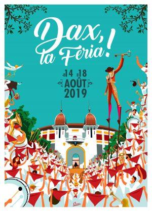 affiche dax la feria 2019